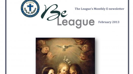 February Be League 2013