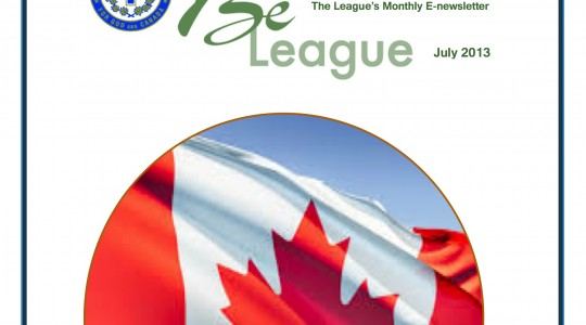 July Be League 2013