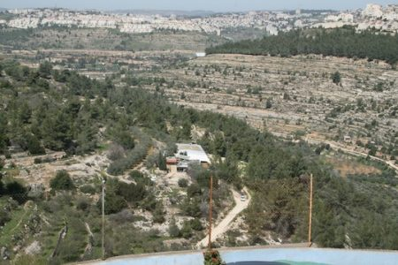 Letter to Her Excellency Ms. Miriam Ziv re: Israeli government routing security barrier through the Cremisan Valley