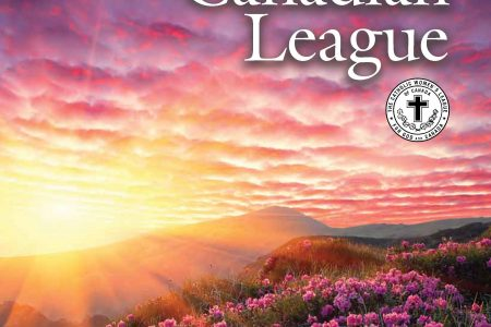 Spring 2014 edition of <em>The Canadian League</em>