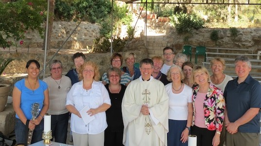 In the Footsteps of Francis in the Holy Land