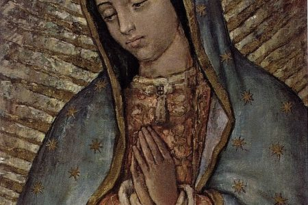 Prayer for the Feast Day of Our Lady of Guadalupe and day for solidarity with elders and indigenous peoples