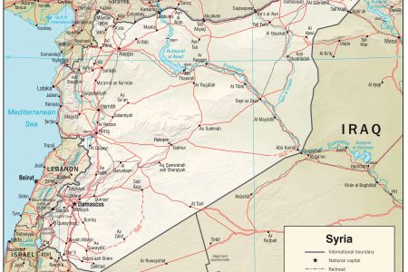 CNEWA Helps Hassake Christians in Syria