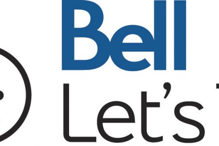 Bell's Let's Talk Day - Wednesday January 31, 2018