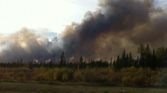 Updated: Note on the Alberta fires, including where to donate