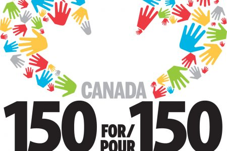 Canada 150 for 150 Volunteer Challenge