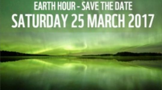 International Earth Hour Vigil