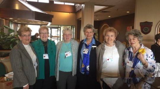 89th Victoria Diocesan Convention, Parksville, BC