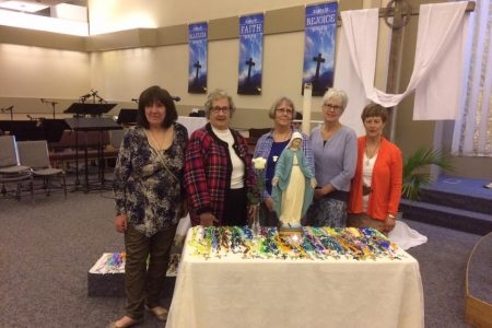 Alberta Mackenzie Provincial Council - Sacred Heart Rosary Makers