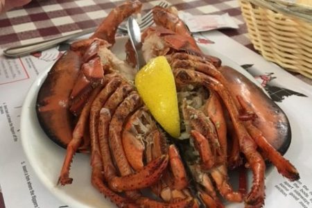 97th Annual Convention - Lobster Dinner