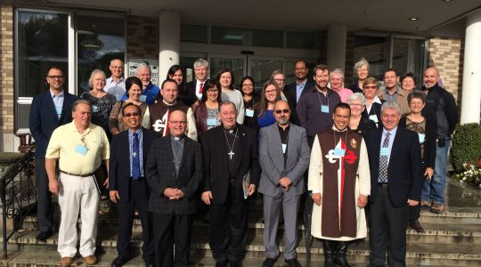 2017 Forum for Canadian national Catholic movements and associations