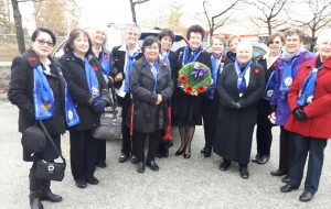 St. Ann Abbotsford Remembrance Day 3