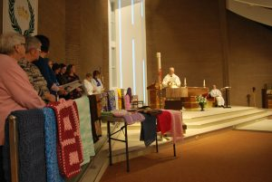 Our Lady of Hope lap quilts 2