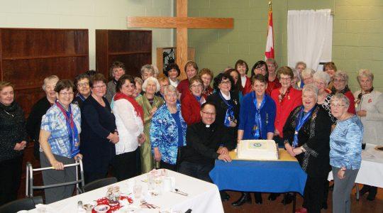 Immaculate Conception Parish Council, Truro, Nova Scotia
