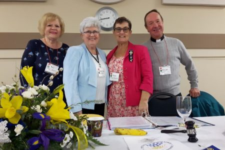 Edmonton Diocesan Convention