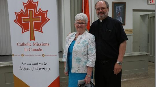 Catholic Missions In Canada Tastes of Heaven Gala Dinner
